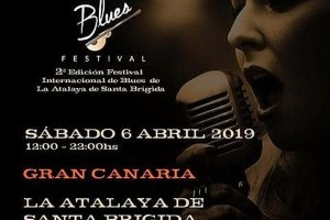 Atalaya Blues Festival am 6. April