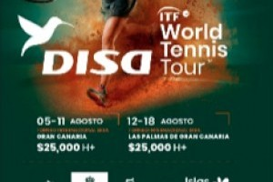 ITF World Tennis Tour Disa vom 5. bis 18. August 2019