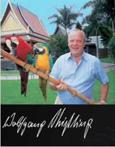 Wolfgang Kiessling, Presidente de Loro Parque Fundación
